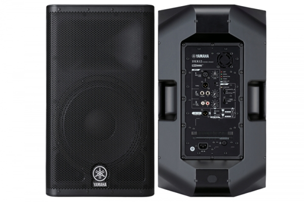 YAMAHA DXR12 enceinte active station music