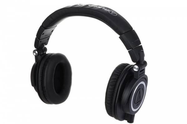 Audio-Technica ATH-M50 X casque audio station music