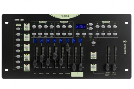 Contest − PILOT-8 controleur programmable station music