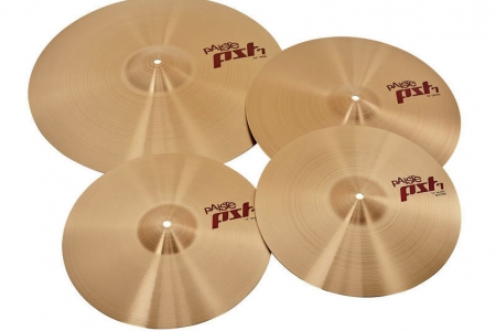 PAISTE PST7 - SET MEDIUM - CYMBALES - STATION MUSIC