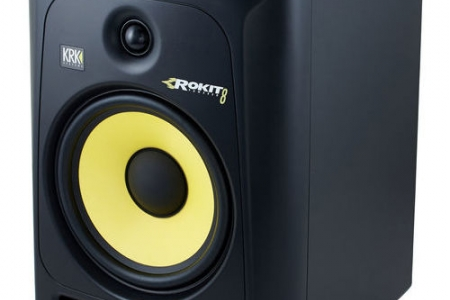 KRK - ROKIT RP8 G3 - ENCEINTE MONITORING - STATION MUSIC