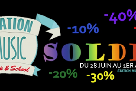 soldes station music montgermont rennes