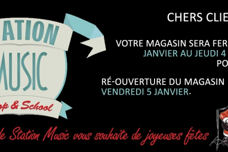 Station Music inventaire Montgermont Rennes