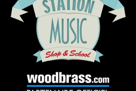 station music partenaire officiel woodbrass