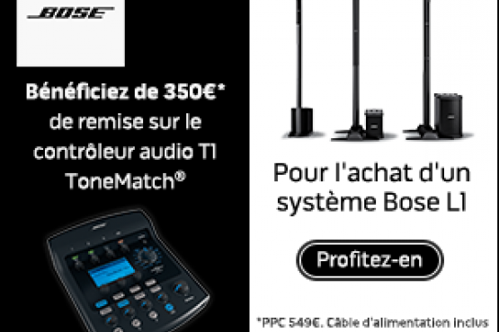 Station Music Bose L1 Tonematch