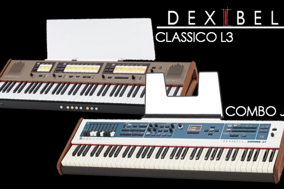 démonstration station music dexibell classico l3 combo j7