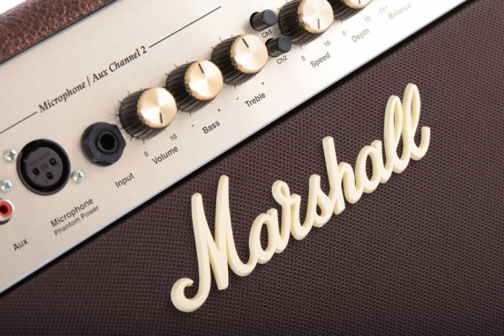 MARSHALL - AS50D - ampli acoustique - station music