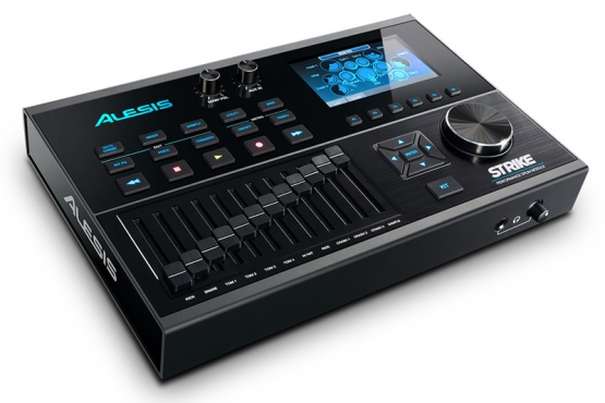 ALESIS STRIKE PRO KIT - 6 FUTS + 5 CYMBALES station music shop & school montgermont rennes