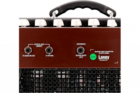 LANEY - CUBE 12R - AMPLI ELECTRIQUE - STATION MUSIC