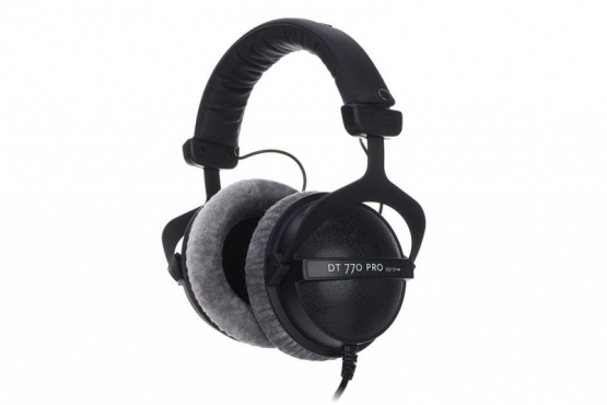 Beyerdynamics − DT770PRO-250OHM casque station music