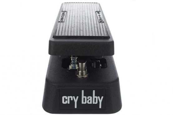 DUNLOP - CRYBABY GCB95 pédale wah wah station music