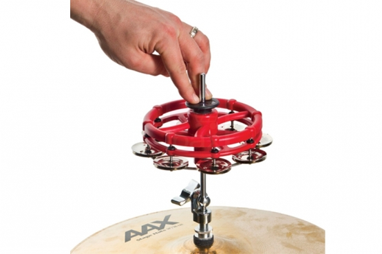 Latin Percussion lp193 tambourin charleston station music