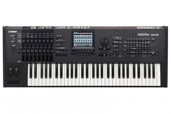 YAMAHA - MOTIF XF6 WORKSTATION STATION MUSIC