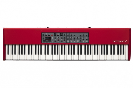 Nord piano 3 - 88 touches Station music / Route de saint malo / Mongermont Rennes