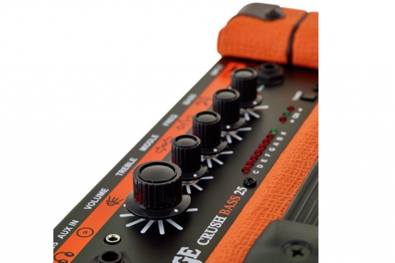 ORANGE - Crush Bass 25 ampli électrique station music