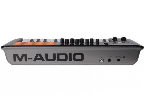M-Audio − OXYGEN25IV clavier maitre station music
