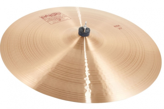 "PAISTE - 2002 RIDE 20"" CYMBALE STATION MUSIC"