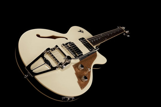 Duesenberg Starplayer TV Vintage White - guitare électrique - station music